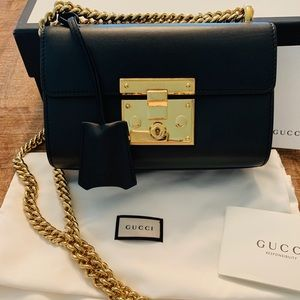 100% Authentic Gucci side clutch!